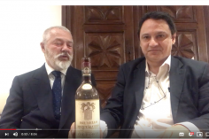 Marcelo Copello entrevista o Conde Francesco Marone Cinzano, do Brunello Col d'Orcia