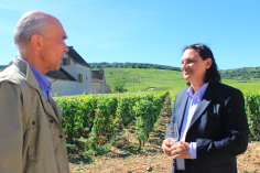 Marcelo Copello entrevista Aubert de Villaine, do Romanée-Conti