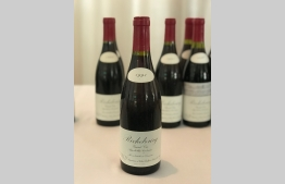 Richebourg Grand Cru