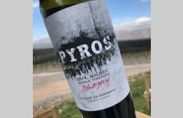 Pyros Malbec Single Vineyard Block 4