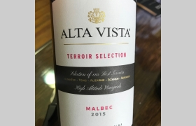 Alta Vista Terroir Selection Malbec