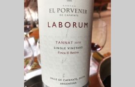 Laborum Tannat Single Vineyard Finca El Retiro