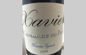 Chateauneuf-du-Pape Xavier