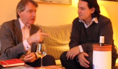 Marcelo Copello entrevista Steven Spurrier - parte 2