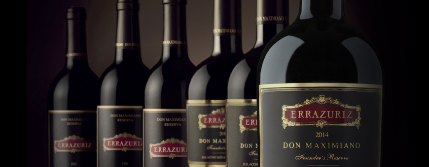 THE VERTICAL TOUR: DON MAXIMIANO FOUNDER´S RESERVE